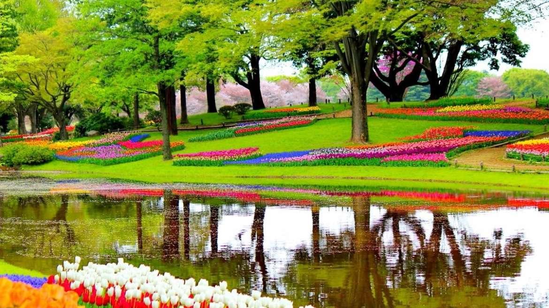 El Jardín de Keukeunhof en Holanda